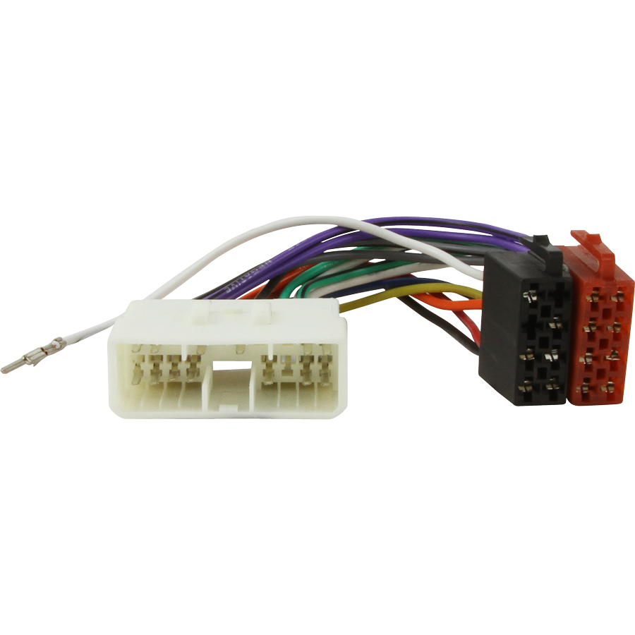Iso Wiring Harness