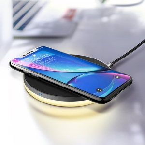 MCDODO 10W WIRELESS CHARGING PAD WITH LED MOOD LIGHT
