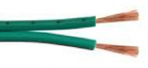 24/020 SPEAKER CABLE 16 AWG GREEN - 100M
