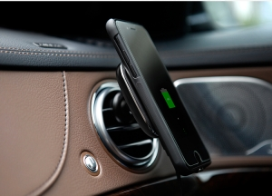 NILLKIN MAGNETIC VENT MOUNT PHONE HOLDER WITH WIRELESS CHARGE
