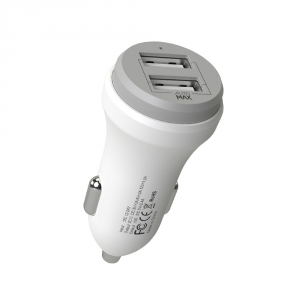 MCDODO DUAL USB 2.4 AMP CAR CHARGER