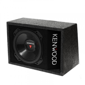 KENWOOD SUBWOOFER BOX WITH 12