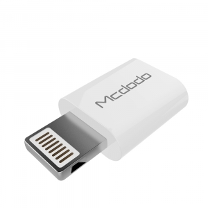 MCDODO APPLE LIGHTNING MALE TO MICRO-USB FEMALE ADAPTOR