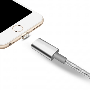 MCDODO MAGNETIC LIGHTNING CONNECTOR TO USB LEAD - 1M