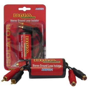 DNA STEREO GROUND LOOP ISOLATOR