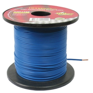 DNA 20 GAUGE HOOKUP CABLE BLUE 100M
