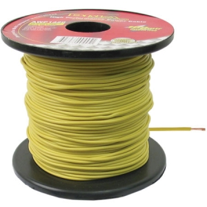 DNA 20 GAUGE HOOKUP CABLE YELLOW 100M
