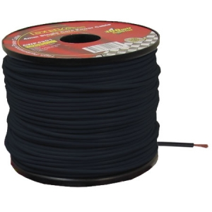 DNA 4mm SINGLE CORE CABLE  BLK 100M