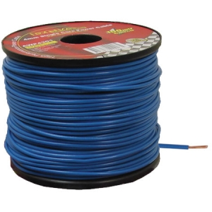 DNA 4mm SINGLE CORE CABLE  BLUE 100M
