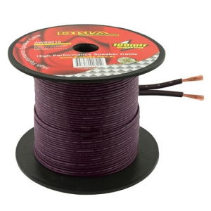 DNA 16AWG SPEAKER CABLE PURPLE - 100M