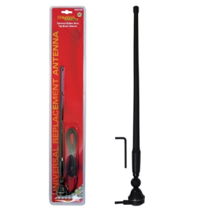DNA BLACK RUBBER DUCK ANTENNA