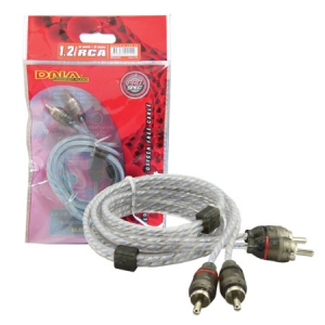 DNA 2RCA - 2RCA BULK AUDIO LEAD - 1.2M