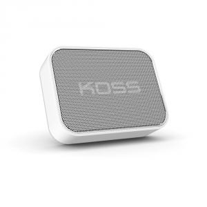 KOSS RECHARGEABLE BLUETOOTH SPEAKER WITH 45M RANGE