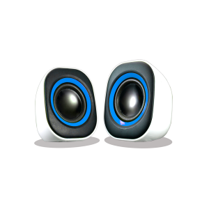 SANSAI USB POWERED COMPUTER SPEAKERS