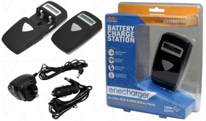 ENECHARGER BATTERY CHARGE STATION