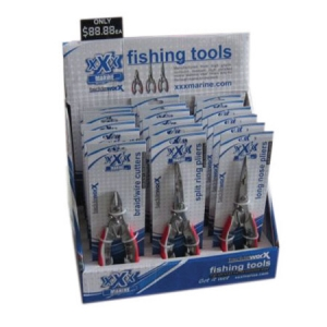 XXXMARINE FISHING TOOL PACK - 18 TOOLS