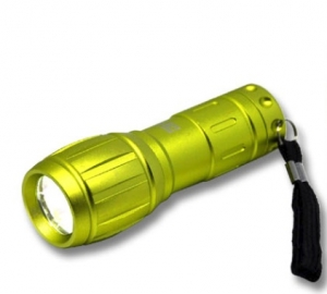 SANSAI 9 LED ALUMINIUM SUPER BRIGHT TORCH