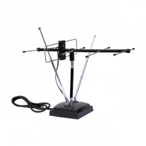 INDOOR UHF/VHF/FM TV ANTENNA