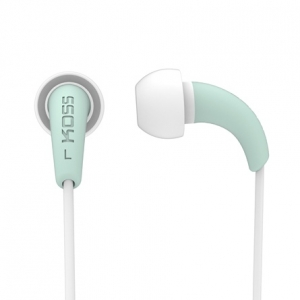 KOSS WOMEN DESIGNED FIT-BUDS - MINT