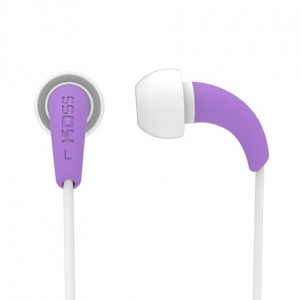 KOSS WOMEN DESIGNED FIT-BUDS - PURPLE