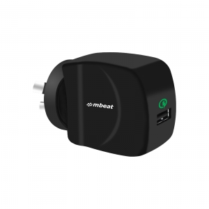 MBEAT QC QUICK CHARGE 2.0 USB WALL CHARGER