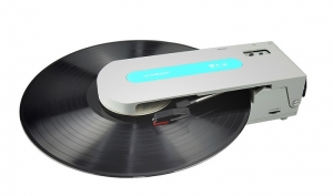 MBEAT PORTABLE USB TURNTABLE RECORDER