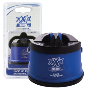 XXXMARINE SUCTION CUP KNIFE SHARPENER