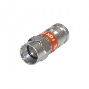 JONSA 'F' RG6 FOXTEL APPROVED COMPRESSION CONNECTOR