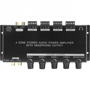 PRO.2 4 ZONE STEREO POWER AMPLIFIER