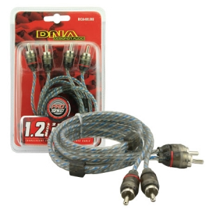 DNA 2RCA - 2RCA PROSPEC AUDIO LEAD - 1.2M