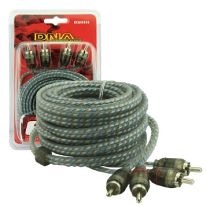 DNA 2RCA - 2RCA PROSPEC AUDIO LEAD - 6M
