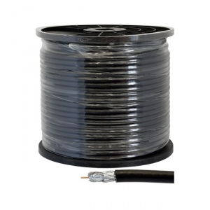 RG6 QUAD COAX CABLE - 100M..