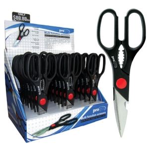 MULTI PURPOSE HEAVY DUTY SCISSORS - 21 PK