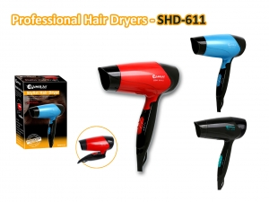 SANSAI 1600W FOLDABLE STYLIST HAIR DRYER