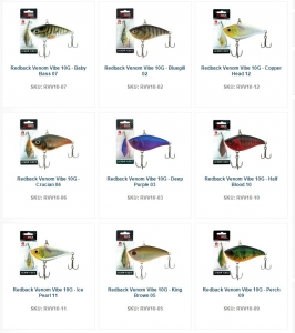 FISHING VIBES - HUGE RANGE AVAILABLE