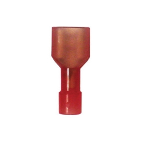 DNA RED HI TEMP FEM INSULATE SPADE 6.35mm