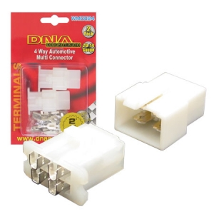 DNA 4 WAY AUTO MULTI CONNECTORS