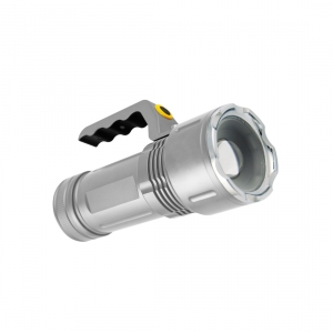 TOMCAT 800 LUMEN ADJUSTABLE FOCUS LENS LED RECHARGEABLE TORCH