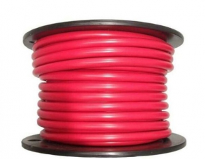 WESTEC 6 B&S AUTOMOTIVE CABLE RED - 30M