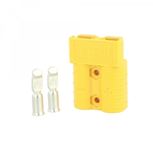DNA HEAVY DUTY YELLOW ANDERSON STYLE CONNECTOR 50 AMP