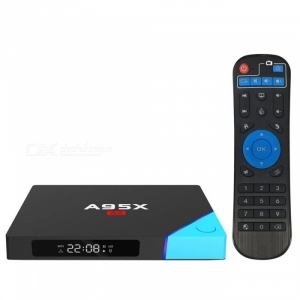 WESTEC ANDROID TV BOX - 2x16GB