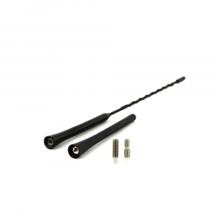 DNA REPLACEMENT ANTENNA MAST KIT WITH MULTIPLE THREAD ADAPTORS