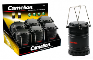 CAMELION LED DUAL MODE LANTERN WITH FLAME FEATURE