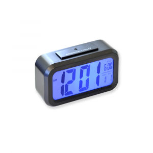 SANSAI BATTERY POWERED PORTABLE TRAVEL ALARM CLOCK