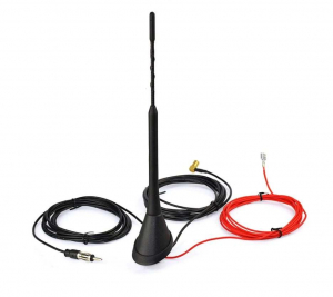 WESTEC DAB+ WITH AMPLIFIED AM/FM ROOF MOUNT ANTENNA