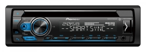 PIONEER CD TUNER WITH DUAL BLUETOOTH HEAD UNIT