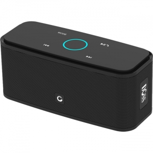 DOSS SOUNDBOX 12W PORTABLE BLUETOOTH SPEAKER - BLACK