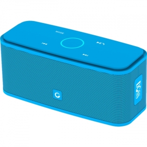 DOSS SOUNDBOX 12W PORTABLE BLUETOOTH SPEAKER - BLUE