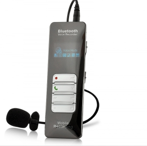 WESTEC BLUETOOTH DIGITAL VOICE RECORDER WITH MP3 PLAYER