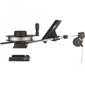XXX MARINE MANUAL HORIZONTAL SPOOL DOWNRIGGER FOR FISHING